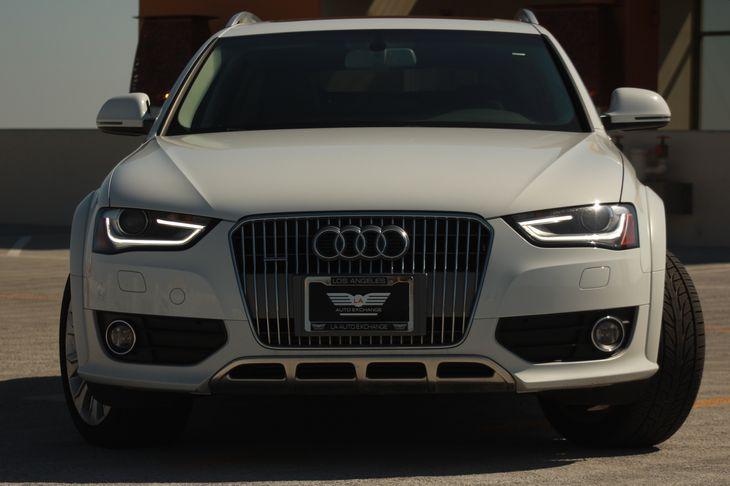 2015 Audi allroad 20T quattro Premium  White 34492 Per Month -ON APPROVED CREDIT--- --