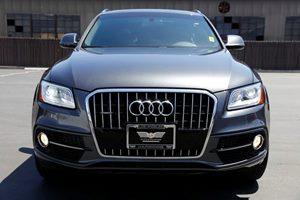 2015 Audi Q5 30T quattro Premium  Gray 34492 Per Month -ON APPROVED CREDIT---  ---  S