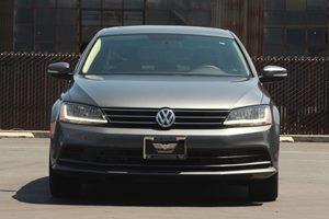 2017 Volkswagen Jetta 14T SE  Platinum Gray Metallic 18996 Per Month -ON APPROVED CREDIT--