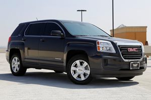 2016 GMC Terrain SLE-1 Convenience Cruise Control Convenience Navigation From Telematics Conve
