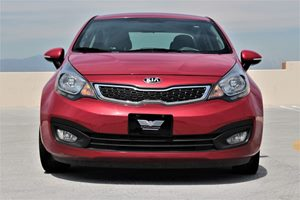 2015 Kia Rio EX Cargo Space Lights Convenience Adjustable Steering Wheel Convenience Cruise Co