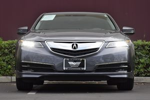 2017 Acura TLX wTech  Gray TAKE ADVANTAGE OF OUR PUBLIC WHOLESALE PRICING GOING ON RIGHT NOW