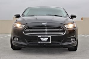 2016 Ford Fusion SE Engine 15L Ecoboost Audio Mp3 Player Convenience Adjustable Steering Whe
