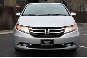 2015 Honda Odyssey EX-L Air Conditioning Multi-Zone AC Audio Auxiliary Audio Input Audio Har