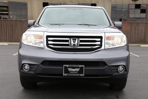 2015 Honda Pilot SE 1 Lcd Monitor In The Front And 1 Lcd Row Monitor In The Rear Air Conditioning