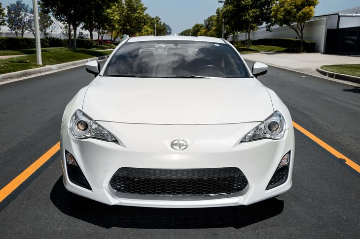 2015 Scion FR-S Base Audio Auxiliary Audio Input Audio Hd Radio Audio Mp3 Player Audio Prem