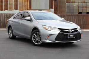2015 Toyota Camry SE Air Conditioning AC Audio Auxiliary Audio Input Audio Mp3 Player Brake