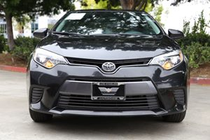 2016 Toyota Corolla LE Audio Auxiliary Audio Input Audio Mp3 Player Automatic Air Conditioning