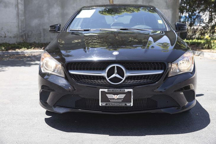 2014 MERCEDES CLA 250 CLA 250  Black All advertised prices exclude government fees and taxes a