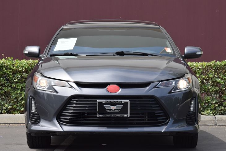 2015 Scion tC  Audio  Premium Sound System Auto Off Projector Beam Halogen Headlamps Black Gril