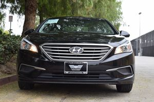 2016 Hyundai Sonata SE 4-Wheel Disc Brakes W4-Wheel Abs Front Vented Discs Brake Assist And Hil