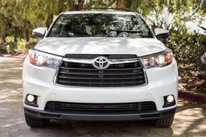 2016 Toyota Highlander LE Plus Air Conditioning Multi-Zone AC Audio Auxiliary Audio Input Aud