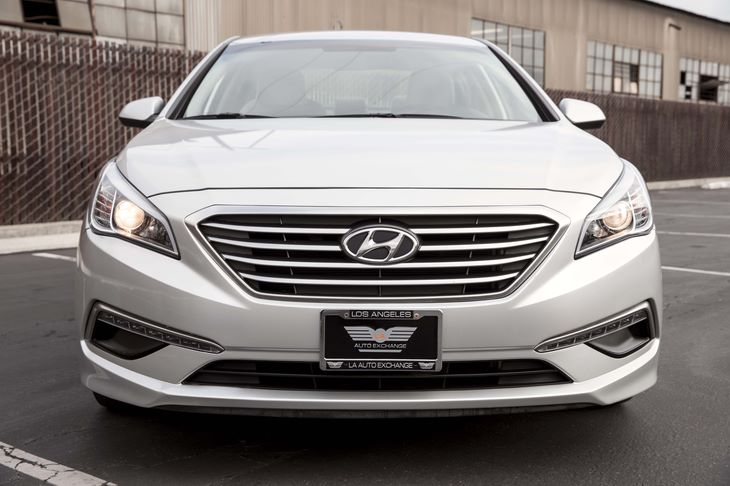 2015 Hyundai Sonata SE Audio Auxiliary Audio Input Audio Mp3 Player Audio Satellite Radio Bl