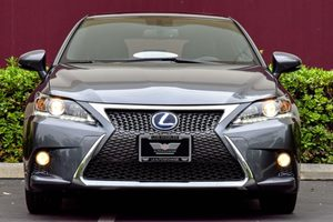 2016 Lexus CT 200h F-Sport  Gray TAKE ADVANTAGE OF OUR PUBLIC WHOLESALE PRICING GOING ON RIGH