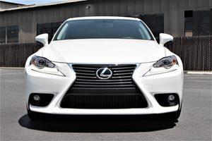 2016 Lexus IS 200t Base Audio Auxiliary Audio Input Led Brakelights Passenger Capacity 5 Tire
