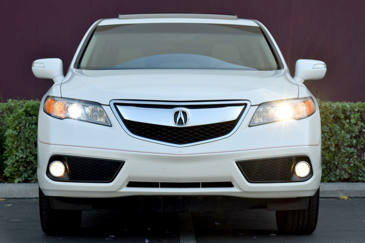 2015 Acura RDX wTech 2 12V Dc Power Outlets Audio AmFm Stereo Audio Auxiliary Audio Input A