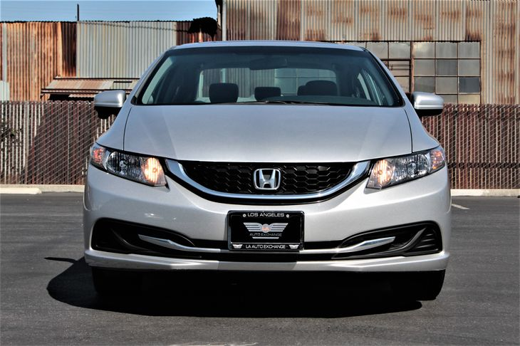 2015 Honda Civic Sedan EX Air Conditioning Climate Control Convenience Security System Conveni
