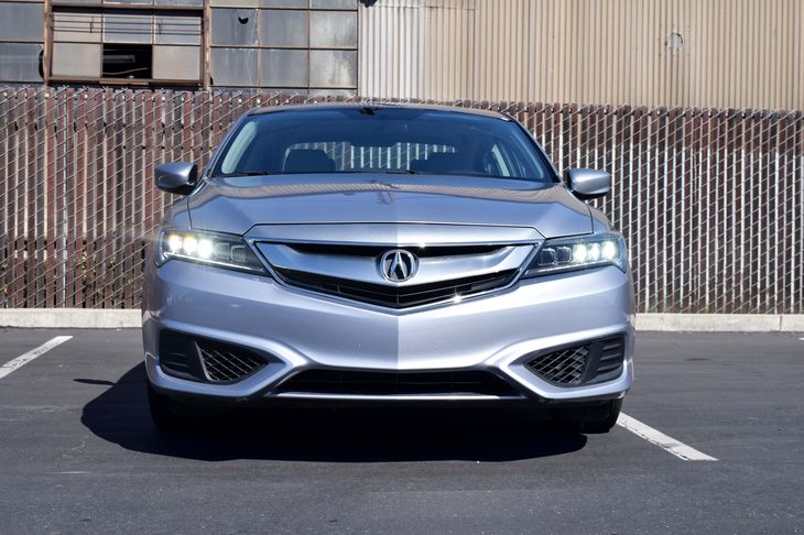 2016 Acura ILX Base  Slate Silver Metallic TAKE ADVANTAGE OF OUR PUBLIC WHOLESALE PRICING GOI