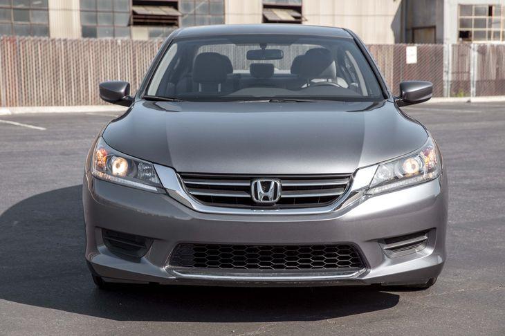 2015 Honda Accord Sedan LX Air Conditioning Multi-Zone AC Audio Auxiliary Audio Input Audio