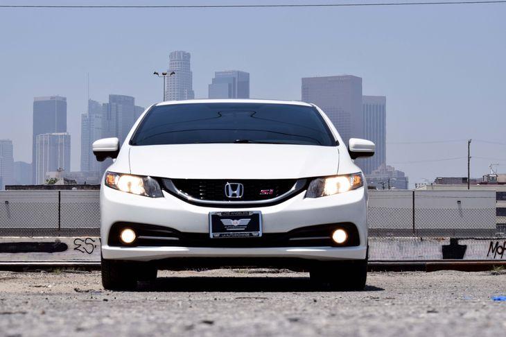 2015 Honda Civic Sedan Si  Taffeta White TAKE ADVANTAGE OF OUR PUBLIC WHOLESALE PRICING GOING