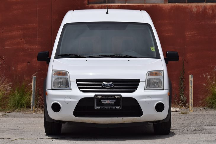 2012 Ford Transit Connect Cargo Van XLT  Frozen White TAKE ADVANTAGE OF OUR PUBLIC WHOLESALE
