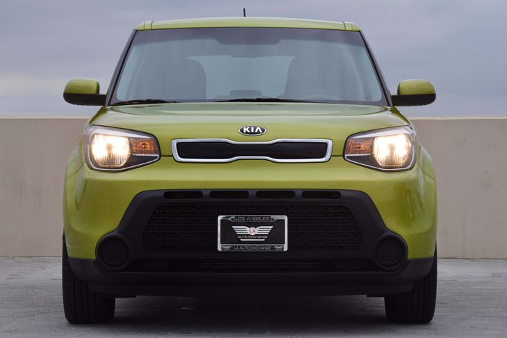 2015 Kia Soul   Green TAKE ADVANTAGE OF OUR PUBLIC WHOLESALE PRICING GOING ON RIGHT NOW