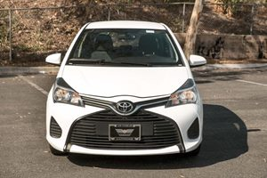 2016 Toyota Yaris 5-Door L Audio Auxiliary Audio Input Audio Hd Radio Audio Mp3 Player Clear