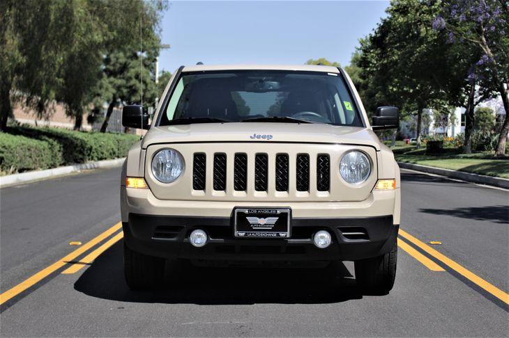 2016 Jeep Patriot Latitude Passenger Capacity 5 Tire - Front Tires - Front All-Season Tire - R