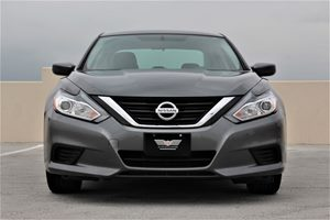2016 Nissan Altima 25 S Convenience Engine Immobilizer Mirrors Power MirrorS Passenger Capa