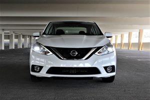 2017 Nissan Sentra SR Engine 18L Dohc 16-Valve 4-Cylinder Front-Wheel Drive Safety Features B