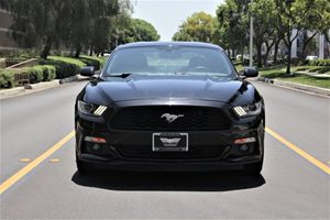 2015 Ford Mustang EcoBoost Dual Stainless Steel Exhaust WChrome Tailpipe Finisher Engine 4 Cyli