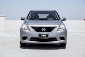 2014 Nissan Versa 16 SV Air Conditioning AC Audio AmFm Stereo Audio Auxiliary Audio Input