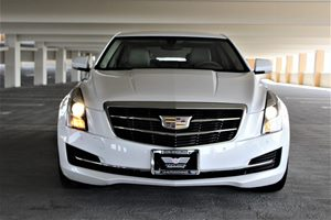 2015 Cadillac ATS Sedan 20T Luxury Air Filtration System Audio Auxiliary Audio Input Audio Sm