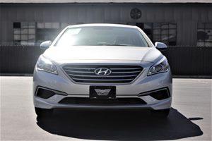 2017 Hyundai Sonata Base Electric Power-Assist Speed-Sensing Steering Engine 4 Cylinder Engine