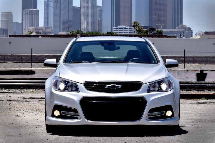 2014 Chevrolet SS   Silver Ice Metallic TAKE ADVANTAGE OF OUR PUBLIC WHOLESALE PRICING GOING