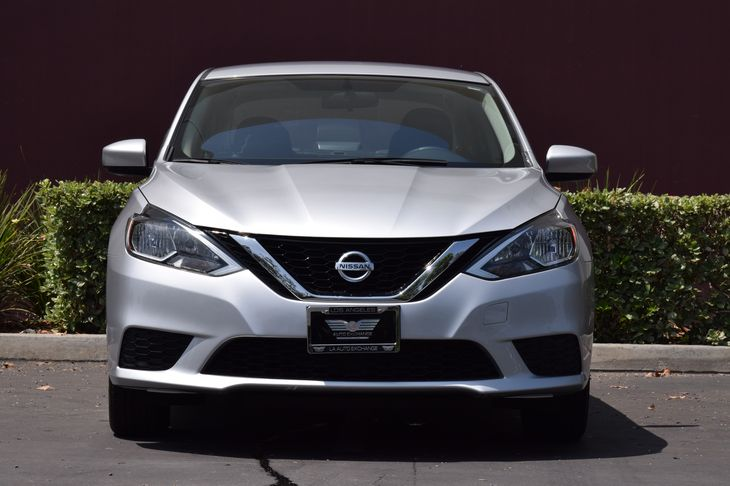 2016 Nissan Sentra S  Brilliant Silver Metallic All advertised prices exclude government fees a