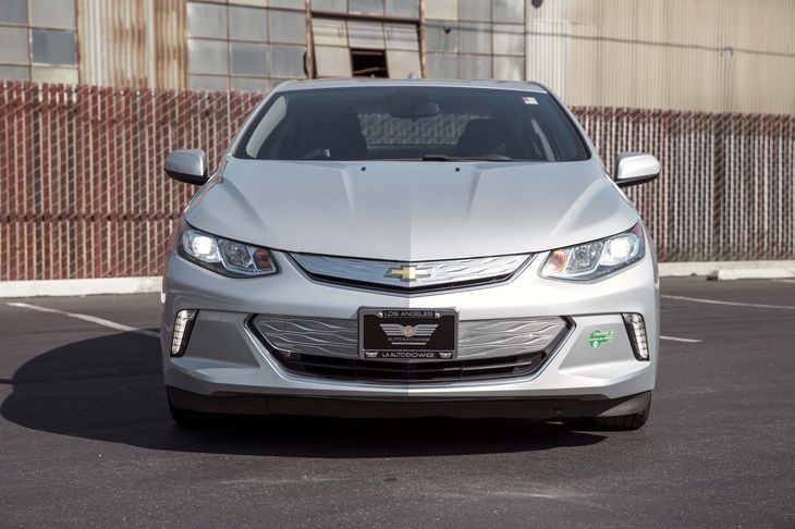 2016 Chevrolet Volt LT Air Conditioning Climate Control Audio System Feature 6-Speaker System