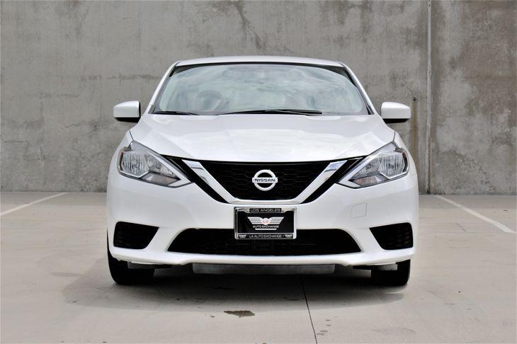 2016 Nissan Sentra SV Fuel Economy 29 Mpg City  38 Mpg Highway Passenger Capacity 5 Sae Net H