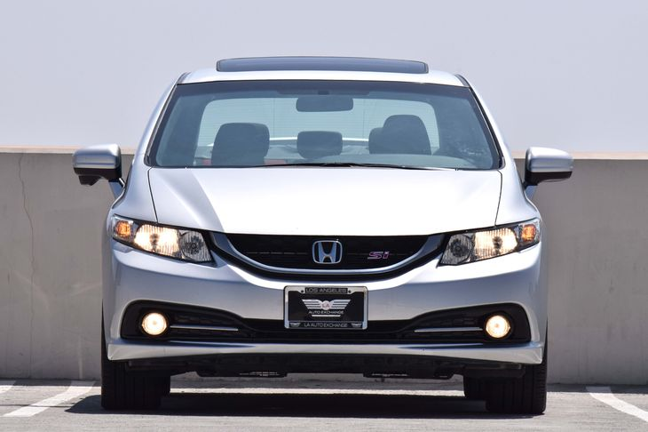 2015 Honda Civic Sedan Si  Alabaster Silver Metallic TAKE ADVANTAGE OF OUR PUBLIC WHOLESALE P