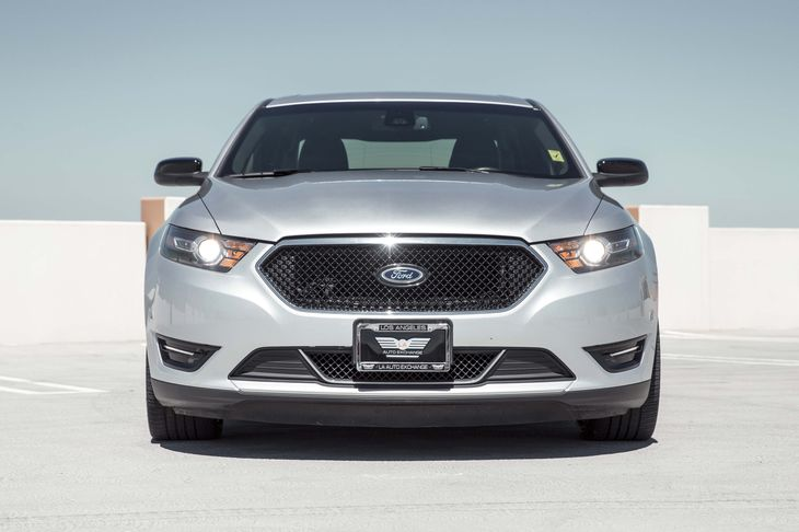 2014 Ford Taurus SHO Engine 35L V6 Ecoboost Air Conditioning Multi-Zone AC Audio Auxiliary