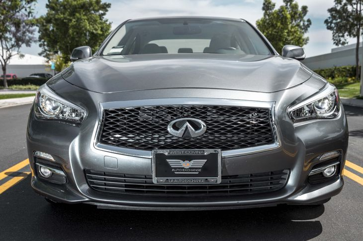 2014 INFINITI Q50 Premium 6 Cylinders Audio  Auxiliary Audio Input Audio  Hd Radio Audio  Pr
