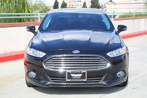 2015 Ford Fusion Energi Titanium Carfax 1-Owner - No AccidentsDamage Reported  Tuxedo Black