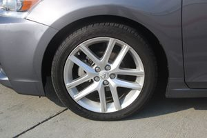2015 Lexus CT 200h  Carfax 1-Owner - No AccidentsDamage Reported  Gray 25492 Per Month - On