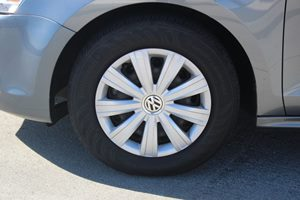 2014 Volkswagen Jetta Sedan S  Platinum Gray Metallic          12805 Per Month - On Approved