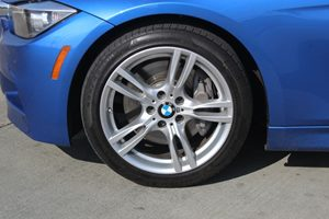 2015 BMW 3 Series 328i Carfax 1-Owner - No AccidentsDamage Reported  Blue          2887 Per