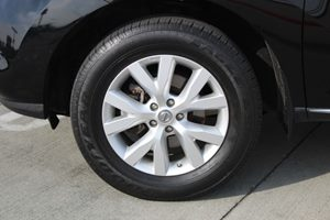 2014 Nissan Murano SL Carfax Report - No AccidentsDamage Reported  Super Black          222