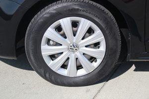 2014 Volkswagen Jetta Sedan S Carfax 1-Owner - No AccidentsDamage Reported  Platinum Gray Meta
