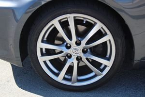 2008 Lexus IS 250 Base Carfax 1-Owner - No AccidentsDamage Reported  Gray          11963 Pe