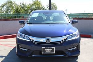 2016 HONDA ACCORD SEDAN EX-L W/NAVI W/HONDA