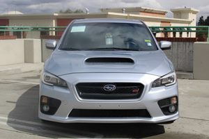 2016 Subaru WRX STI STI Limited Carfax 1-Owner - No AccidentsDamage Reported  Ice Silver Metal